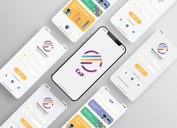 The Color and Psychology – CaP App Design
