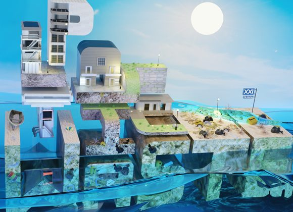 """PLASTIC CITY EXHIBITION: """" I'M PLASTIC OR WASTE – IT'S UP TO YOU """""""