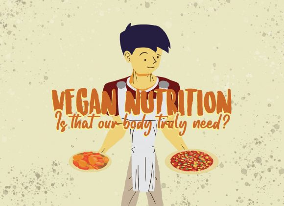 VEGAN NUTRITION – Is that our body truly needs?   2D Animation Project   Hồ Kiến Quang – GDS17361