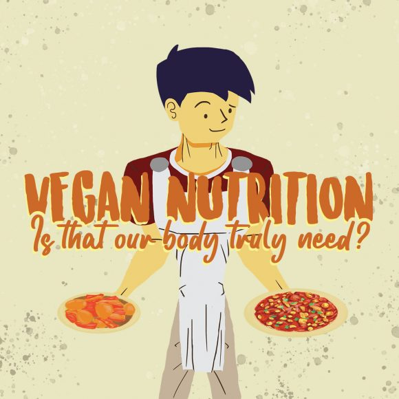 VEGAN NUTRITION – Is that our body truly needs? | 2D Animation Project | Hồ Kiến Quang – GDS17361