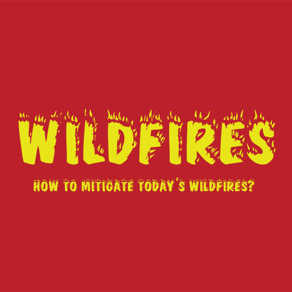"""""""How to mitigate today's wildfires?"""""""