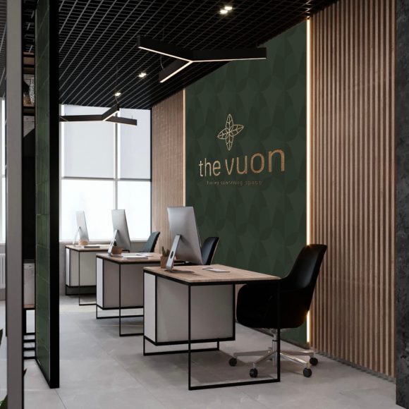 Application of environmental design in architecture for mood enhancement – The Vuon Coworking Space